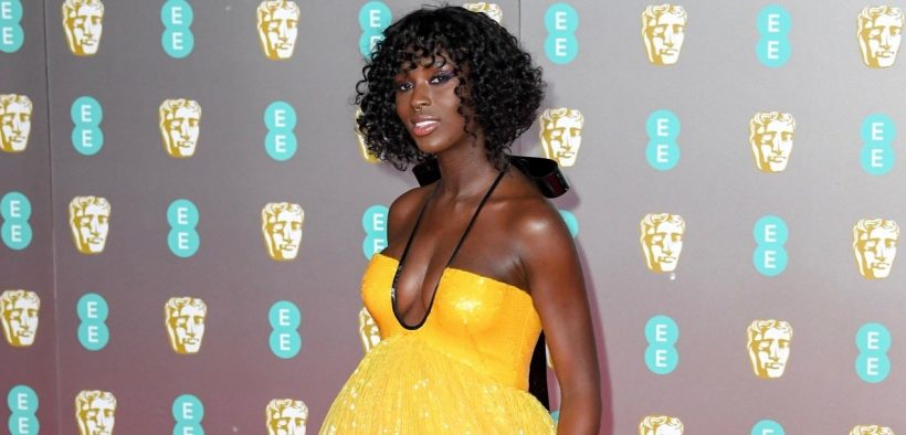 Jodie Turner Smith BAFTAs Marquee landscape cropped