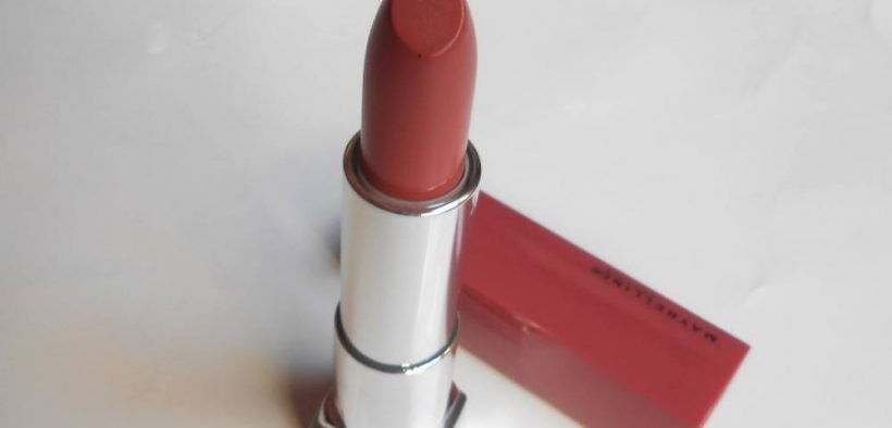 Maybelline Color Sensational Made For All Lipstick Pink For Me Review