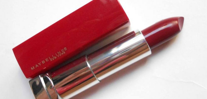 Maybelline Color Sensational Made For All Lipstick Plum For Me Review