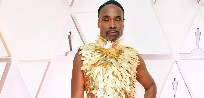 billy porter oscars Marquee landscape cropped
