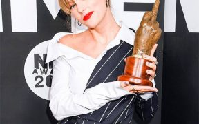 rs x taylor swift nme awards